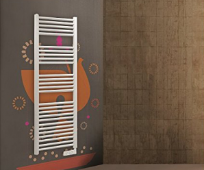 YUDIZWS Scaldasalviette Elettrico con Termostato Scaldasalviette Elettrico A Basso Consumo Scaldasalviette Elettrico con Termostato